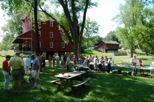 Adam's Mill service picnic 2